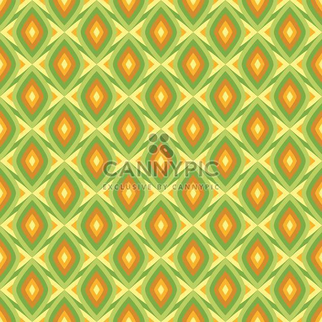Vector abstract background with colorful seamless pattern elements - Free vector #125932
