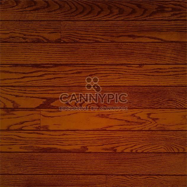 Vector dark wooden planks background - Free vector #129552