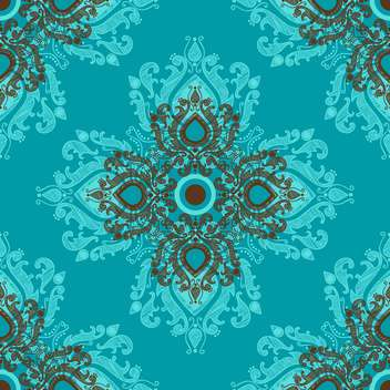 Seamless vector wallpaper pattern - vector gratuit #130222