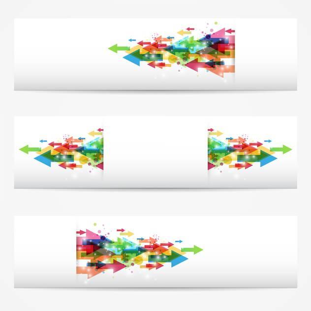 vector business banners set - vector gratuit(e) #130272