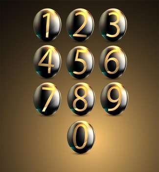 Glowing telephone keypad illustration - vector #131892 gratis