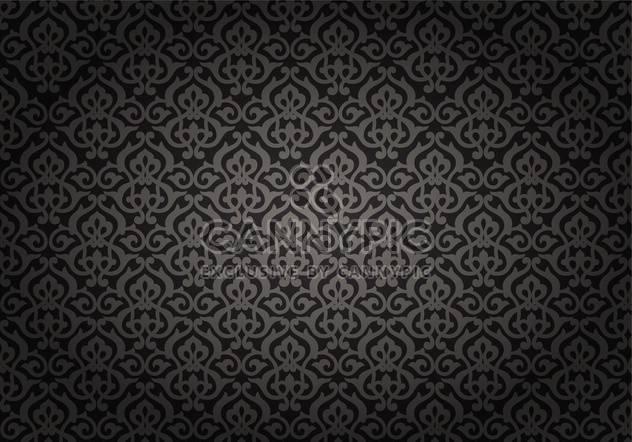Schwarzes Jahrgang nahtlose Muster - Kostenloses vector #132122
