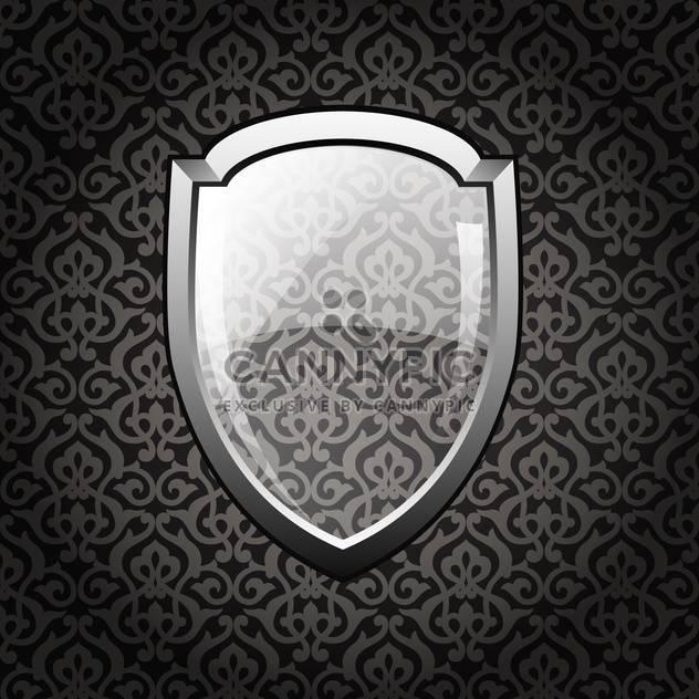 Vektor-glänzendes Schild-Hintergrund - Free vector #132532