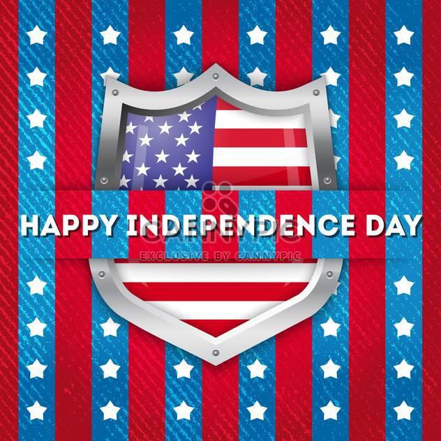 USA-Unabhängigkeitstag-Symbole - Kostenloses vector #134502