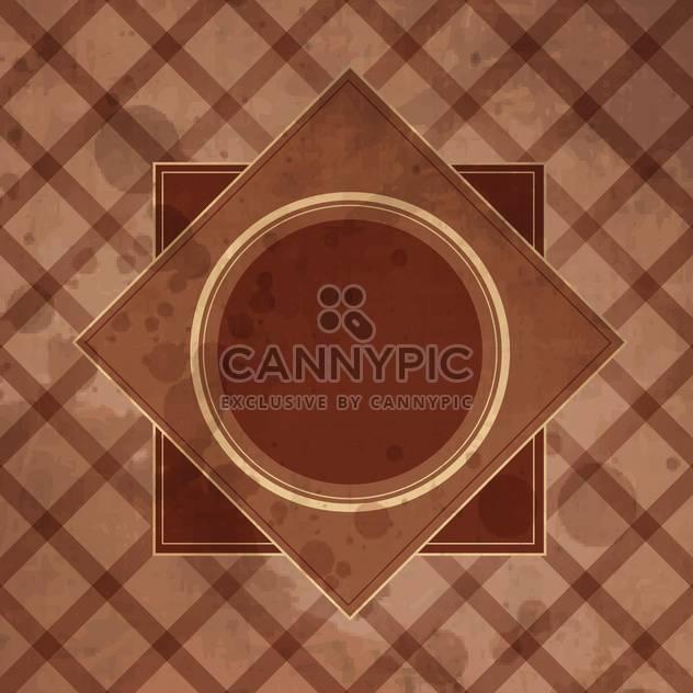 vintage element label background - Free vector #134722