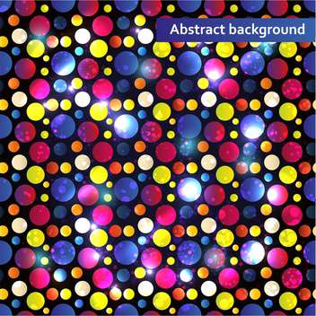 abstract vector colorful background - vector #128972 gratis