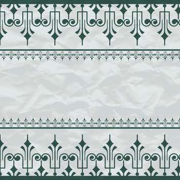 vintage abstract creative background - vector #133722 gratis