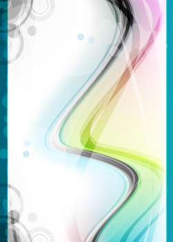 abstract vector futuristic background - vector gratuit #134322